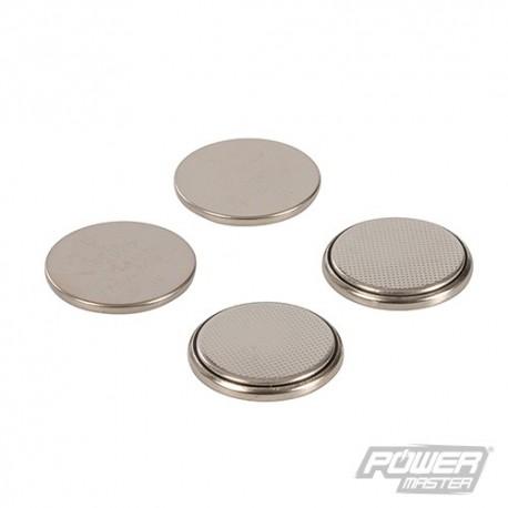 Lithium Button Cell CR2025 4pk - 4pk