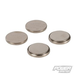 Lithium Button Cell CR2032 4pk - 4pk