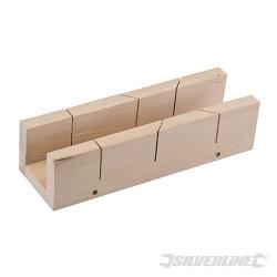 Skrzynka uciosowa drewniana - 290 x 55 mm