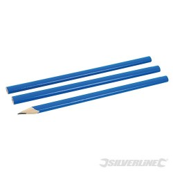 Carpenters Pencils 3pk - 3pk