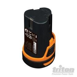 T12 Akumulator Li-Ion 12 V 1,5 Ah - 12 V akumulator 1.5 Ah T12B