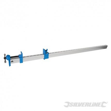 Hliníková trubková svěrka - 900mm