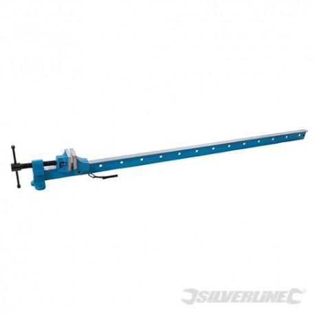 Knecht - Ocelová profilová dlouhá svěrka - 1200mm