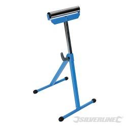 Regulowany stojak podajnik z rolka - 685 - 1080 mm