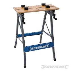Profi odklopný pracovní stůl, 150 kg - 150kg