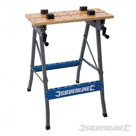 Heavy Duty Flip-Top Workbench - 150kg
