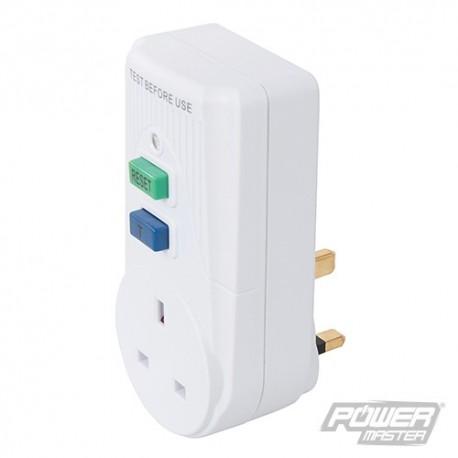 Plug-in Active RCD 13A UK - 230V~ 50Hz