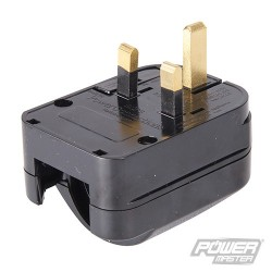 EU to UK Converter Plugs - CEE 7/4, CEE 7/7