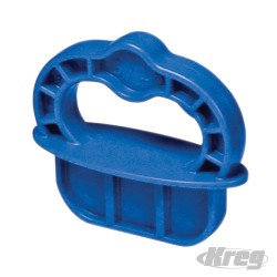 """Deckspacer - Deckspacer 5/16"""" Blue"""