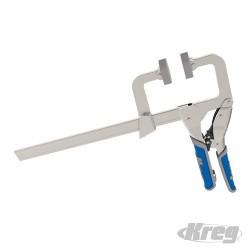 """Solidny scisk stolarski typu F przesuwny Automaxx™ - KSC-1485-12 300mm (12"""")"""
