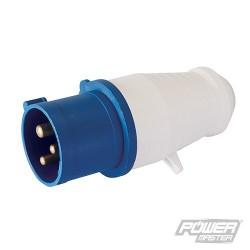16A Plug - 240V 3 Pin