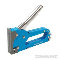 Steel Staple Gun - 4 - 8mm