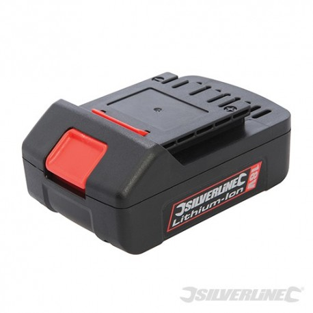 Silverstorm 18V Li-Ion 1.3Ah Battery - 18V