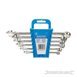 Combination Spanner Set 6pce - 8 - 17mm Metric