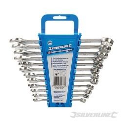 Combination Spanner Set 12pce - 8 - 19mm