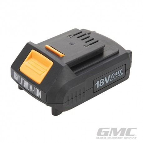 18V Li-Ion Batteries - GMC18V15 1.5Ah