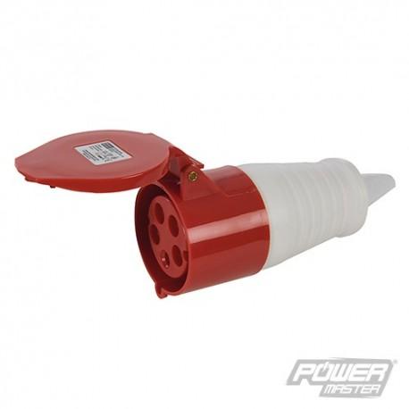 32A Socket - 400V 5 Pin