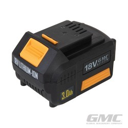 18V Li-Ion High Capacity Battery 3Ah - GMC18V30 3.0Ah
