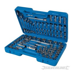 Mechanics Tool Set 90pce - 90pce