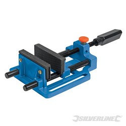 Quick Release Drill Vice - 100mm