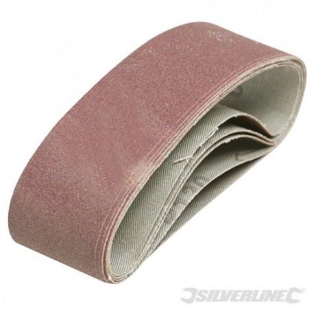 Sanding Belts 40 x 305mm 5pk - 40 Grit