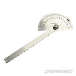 Katomierz tarczowy pólokragly - 150 mm