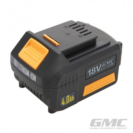18V Li-Ion High Capacity Battery 4Ah - GMC18V40 4.0Ah
