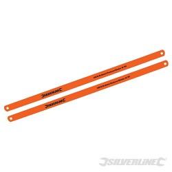 Hacksaw Blades Cobalt 2pk - 18tpi