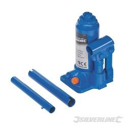 Podnosnik hydrauliczny butelkowy - 2 tony