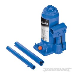 Hydraulic Bottle Jack - 6 Tonne