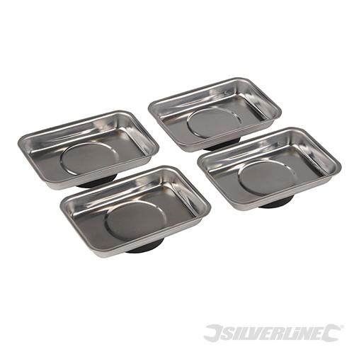 Magnetic Parts Dish Set Hi-Vis 3pce