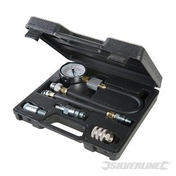 Petrol Engine Compression Testing Kit 5pce - 5pce
