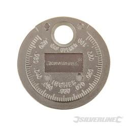 """Měřák svíček - 0.5 - 2.55mm / 0.02 - 0.1"""""""