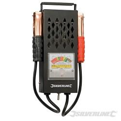 Tester akumulatora kwasowo-olowianego - 6V i 12V