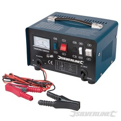 Battery Charger 12/24V - 25 - 135Ah Batteries