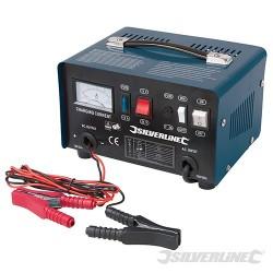 Prostownik do ladowania akumulatorów 12/24V - Dla akumulatorów 25 - 135 Ah