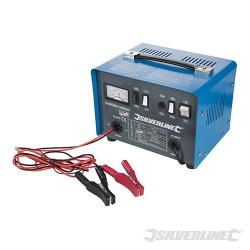 Prostownik do ladowania akumulatorów 12/24V - Dla akumulatorów 20 - 240 Ah