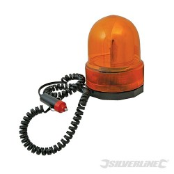 Revolving Amber Light - 12V