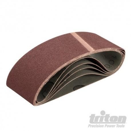 Sanding Belt 64 x 406mm 5pk - 100 Grit