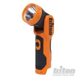 T12 Latarka z obrotowa glowica (bez akumulatora i ladowarki) - T12FL