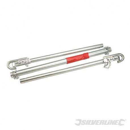 Silverline Tažná tyč - 1800kg 633975 5024763031496