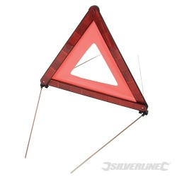Reflective Road Safety Triangle - Meets ECE27