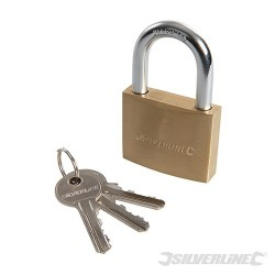 Brass Padlock - 50mm