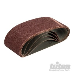 Sanding Belt 75 x 480mm 5pk - 40 Grit