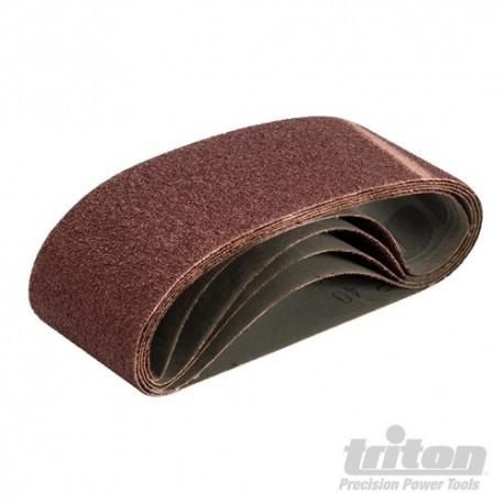 Sanding Belt 75 x 480mm 5pk - 40 Grit