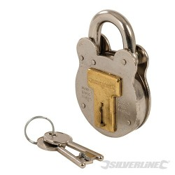 Old English Padlock - 50mm