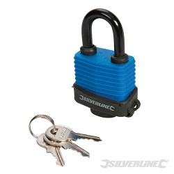 Weather-Resistant Padlock - 48mm