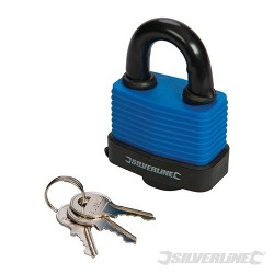 Weather-Resistant Padlock - 60mm