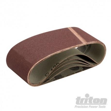 Sanding Belt 75 x 480mm 5pk - 120 Grit