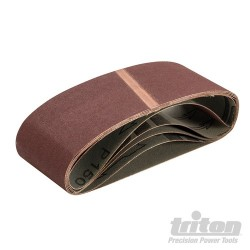 Sanding Belt 75 x 480mm 5pk - 150 Grit